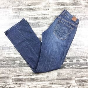 Lucky Brand Jeans Dark Size 2 26 Pants